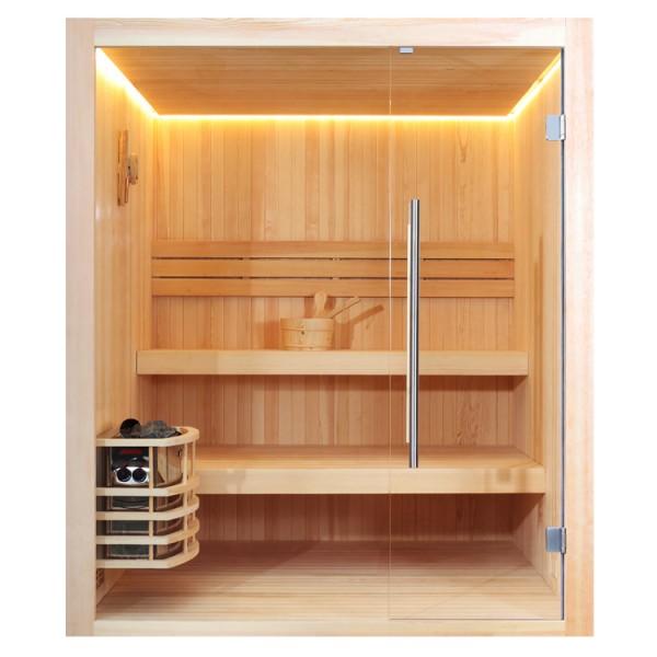 EO-SPA Sauna E1802 Pinenholz