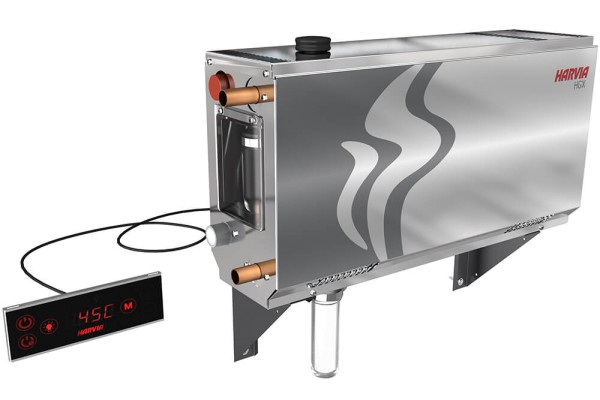 HARVIA Saunazubehör Dampfgenerator HXG45 4,5kW