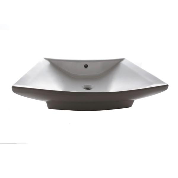 Aufsatzwaschbecken Eago BA142 mit Nano-Effekt