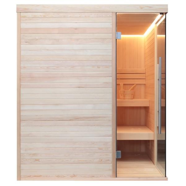 EO-SPA Sauna E1805 Pinienholz