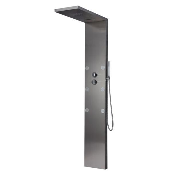 STONEART Armatur Duschpaneel 750731 mit Thermostat