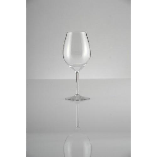 2 Weingläser aus Kunststoff