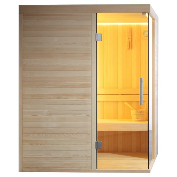 EO-SPA Sauna E1804 Pinienholz
