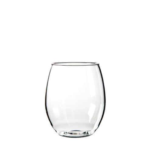 2 Wasser / Weingläser aus Kunststoff
