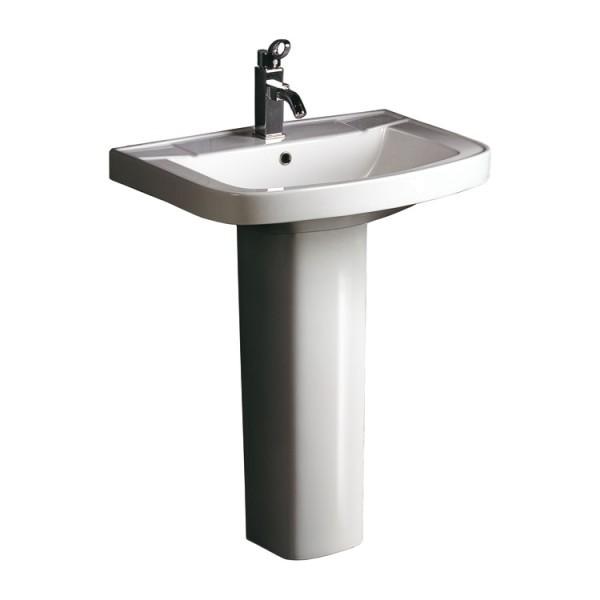 Waschbecken EAGO BD101E mit Vollsäule