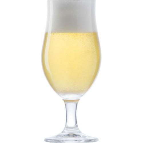 2 Biergläser aus Kunststoff