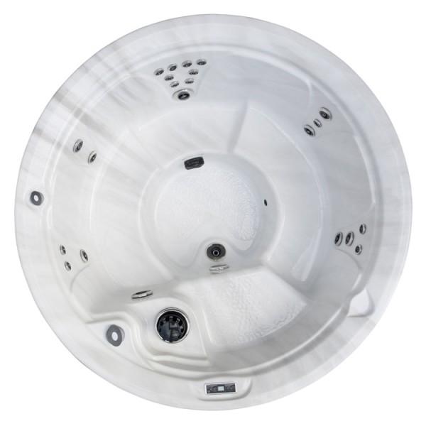 EO-SPA Whirlpool Aussen Whirlpool IN-101 208x208 grau