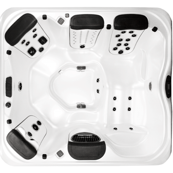 villeroy boch a6l premium line outdoor whirlpool bad luboss b der whirlpools saunen und. Black Bedroom Furniture Sets. Home Design Ideas