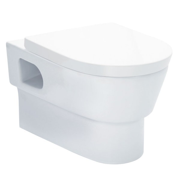 EAGO WC Hänge-WC WD332P