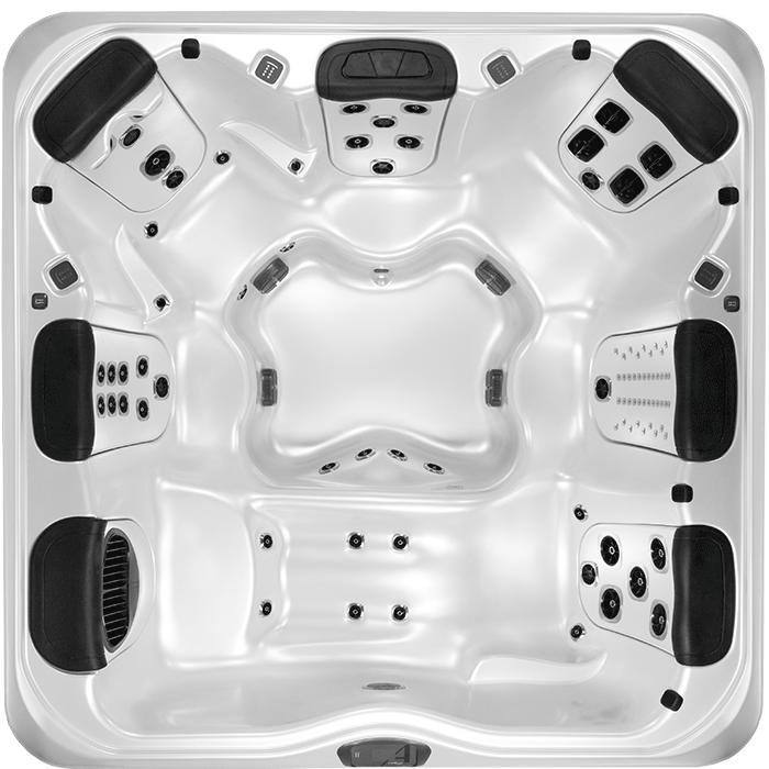 villeroy boch a8l premium line outdoor whirlpool bad luboss b der whirlpools saunen und. Black Bedroom Furniture Sets. Home Design Ideas