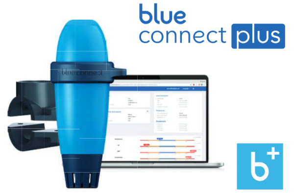 Blue Connect Plus Salz Intelligenter Poolwasseranalysator